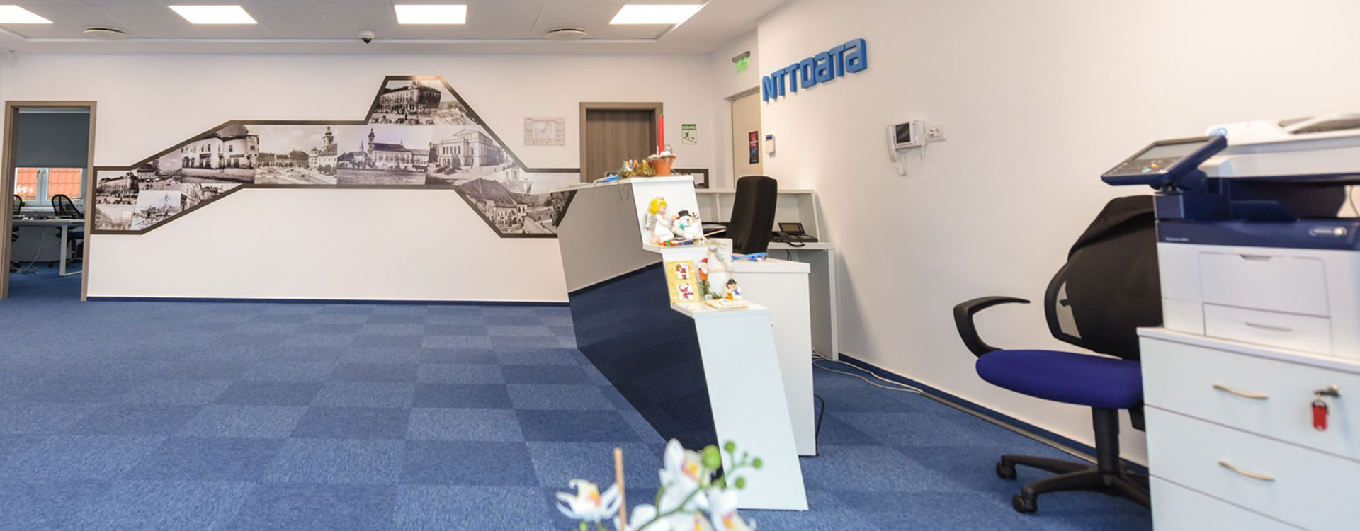 NTT DATA Sibiu Office